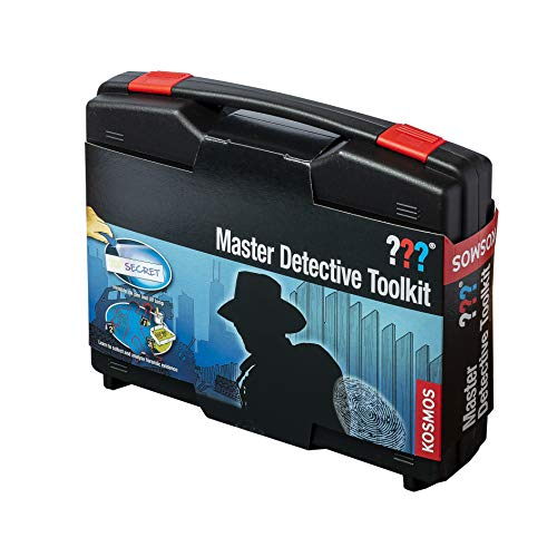 Thames & Kosmos Kit de Herramientas de Detective Maestro