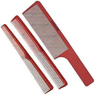 BaBylissPRO Barberology Comb Set, 3 Pieces
