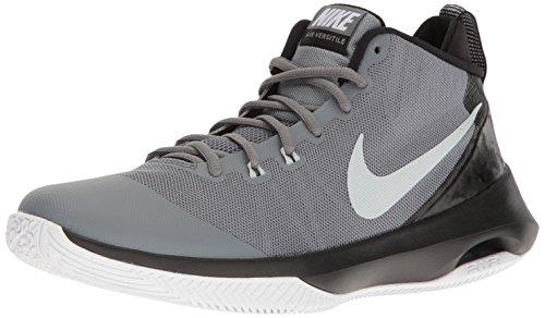 Nike Mens Air Versitile Basketball Shoe Cool Grey/Pure Platinum/Wolf Grey/Black Size 11 M US