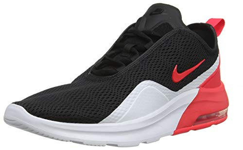 Nike Air MAX Motion 2, Zapatillas de Running para Hombre, Multicolor (Black/Red Orbit/White 005), 42 EU