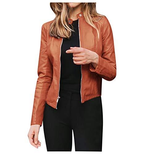 OverDose mujer escudo centro comercial para Mujer S marrón