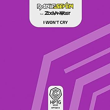 I Won't Cry (feat. Zoe VanWest)