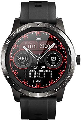 TYUI Reloj inteligente de moda reloj deportivo inteligente Fitness Tracker reloj mide la temperatura corporal Monitoreo de salud reloj despertador