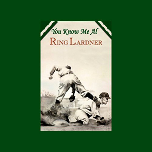 You Know Me, Al  audiobook cover art