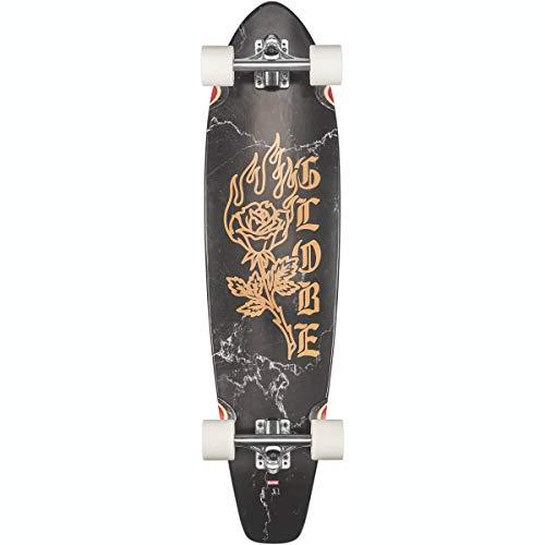 Globe The All-Time Longboard Adulte Unisexe Noir Rose (Multicolore) 35'