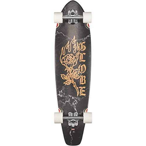 Globe Longboard The All-Time, Größe:OneSize, Farben:Black Rose