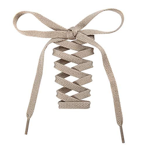 Top 10 best selling list for flat shoe laces beige