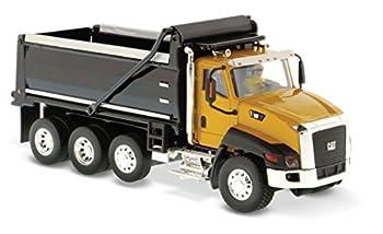 Caterpillar CT660 Dump Truck Yellow Core Classics Series Vehicle