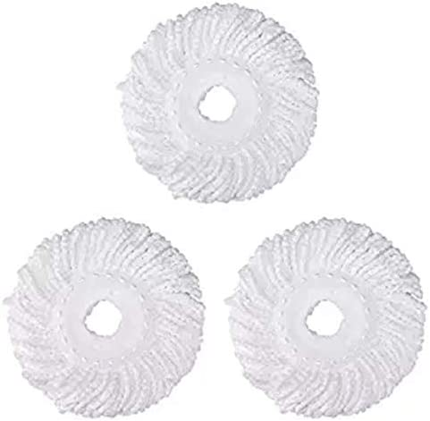 Max 85% OFF 3pcs Replacement Mop Year-end annual account Micro-Head Refill for Mo Spin 360° Magic