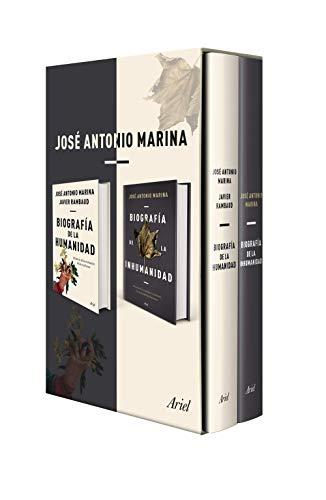 Estuche Biografia de la inhumanidad + Biografía de la humanidad (Ariel)