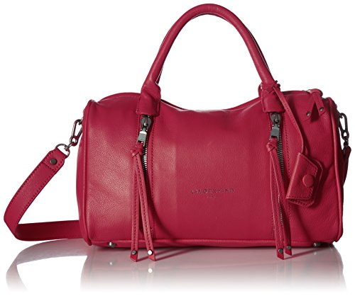 Liebeskind Berlin Women's Saras Small Leather Satchel, bright rose