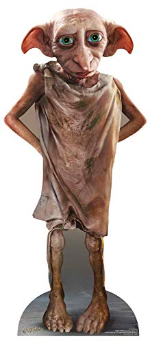 Star Cutouts SC1483 Dobby Star Mini-Harry-Potter-Figur, perfekt für Hogwarts, magische Party-Fans, Höhe 98 cm