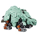 ZOIDS Hasbro Mega Battlers Tanks - Turtle-Type Buildable Beast Figure with Motorized Motion - Toys for Kids Ages 8 and Up, 53 Pieces (E5544)