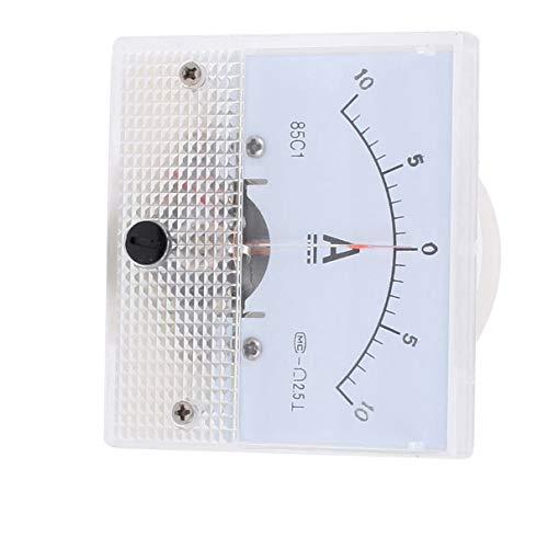 Aexit 85C1DC-10bis + 10A Klasse 2,5Genauigkeit Panel montiert Analog Amperemeter