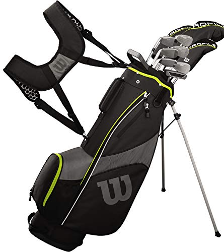 Wilson Golf Profile SGI Men's Complete Golf Set with Bag