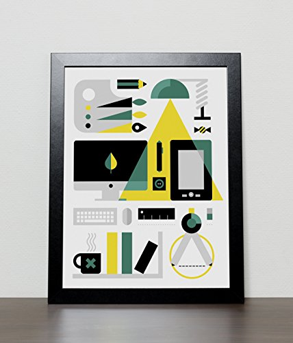 Designer Kit Art Print by Koivo