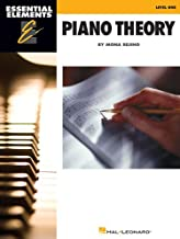 Essential Elements Piano Theory - Level 1