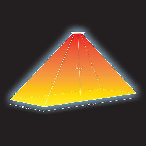 Heizstrahler Infrarot veito Blade S Design Bild 5*