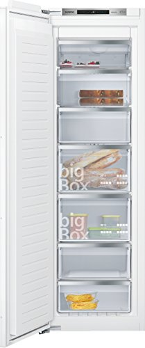Congélateur encastrable armoire Siemens GI81NAC30 - No Frost / 211 litres / ( - Intégrable) / A++ / Intégrable