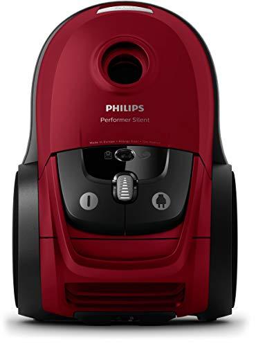 Philips FC8781/09 - Aspiradora (650 W, Aspiradora cilíndrica, Secar, Bolsa para el polvo, 4 L, Filtro EPA)