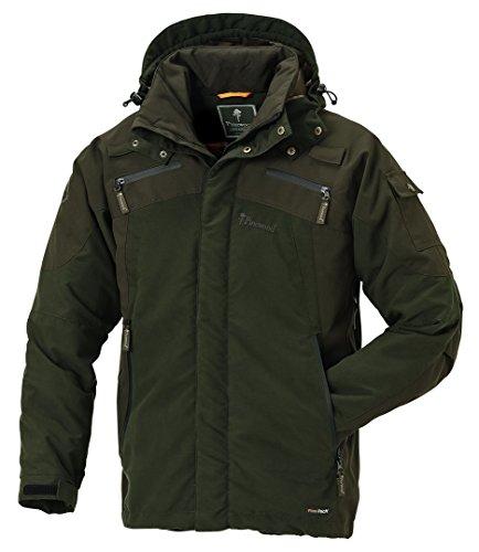 Pinewood Hunter Pro Xtreme Jagdjacke, moss green/hunting green, Gr. XL