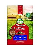 Complete feed for adult Rabbits High in fibre Helps to keep the digestive system working properly Item package quantity: 1