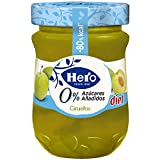 Hero Diet, Mermelada (Ciruelas) - 280 gr.