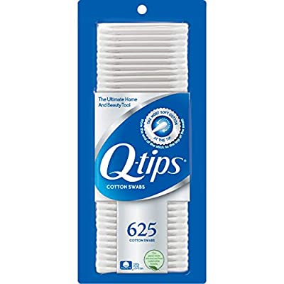 Q-tips Cotton Swabs for