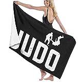 Iop 90p Judo Toalla de baño Absorbente Toallas de baño Toallas de baño para Gimnasio...