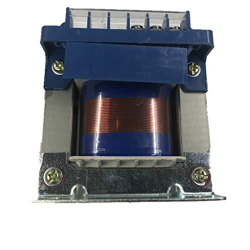 ZCX Zycxiong BK-50VA BK Type de Commande Transformateur d'alimentation 220V / 380V entrée 220V 110V 36V 24V 12V 6.3V 80V Sortie (Output Voltage : 12V 24V 110V 220V)