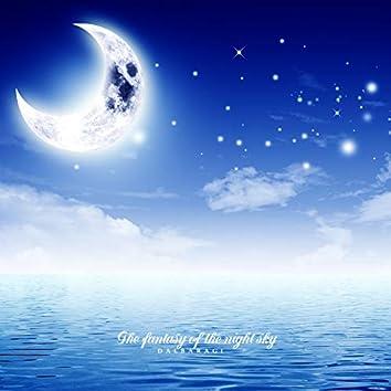 Dream night sky