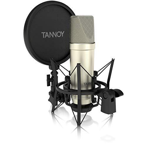 TANNOY TM1komplett Paket mit Membran Kondensator Mikrofon, groß