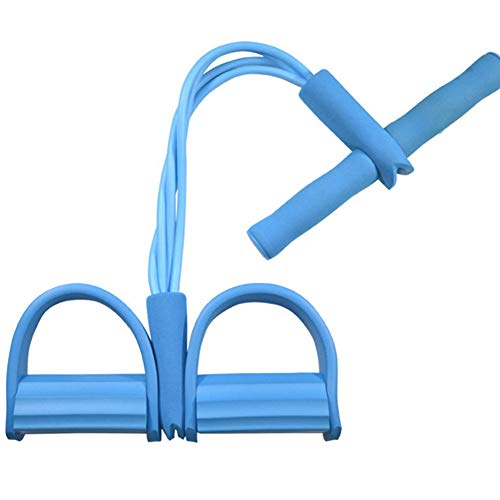 Lowest Prices! Miss House Elastic Rally Fitness,Elastic Band Rally Rope for Yoga Pilates Abs Workout...