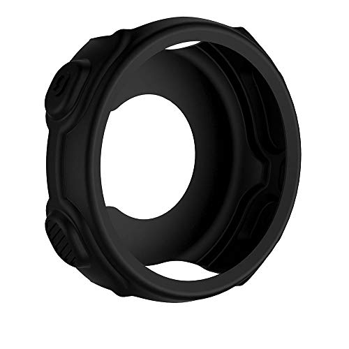 Cyeeson - Funda Protectora de Silicona Suave para el Reloj Deportivo (Running) Garmin Forerunner 220/230/235/630/620/735 XT GPS
