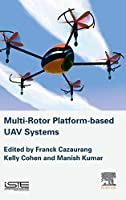 Multi-rotor Platform Based UAV Systems Front Cover