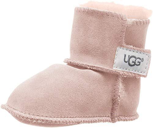UGG Erin - Stivali Unisex - Bimbi, Rosa (Baby Pink), 18 EU