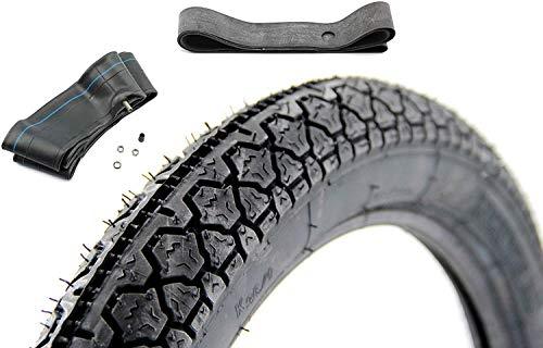 Preisvergleich Produktbild Heidenau Set K36 Reifen 2.75 x 16-2 3 / 4 x 16 46J TT + Schlauch + Felgenband