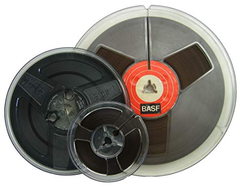 """Audio Tape Transfer Service ( 1/4"""", 2- Track (Stereo) Reel to Reel to CD)"""