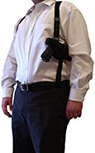 King Holster Tactical Shoulder Holster fits CZ 75 SP-01 | P-10 C | Shadow 2 | P-07 | P-09 | 75 | 97 | Compact SDP