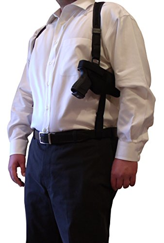 KING HOLSTER Tactical Shoulder Holster fits Ruger Security 9 | American Pistol | SR9 SR40 SR45 SR22 SR1911