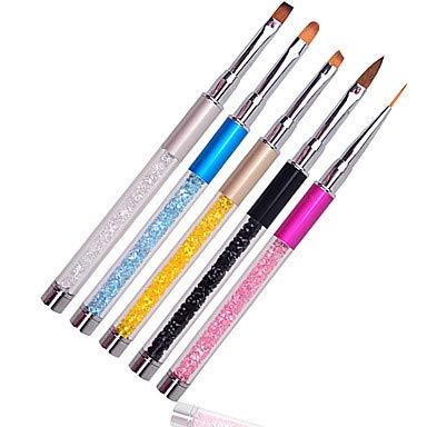 5pcs Outils de peinture pour les ongles Nouveautés Manucure Manucure pédicure Classique/Le style mignon Quotidien