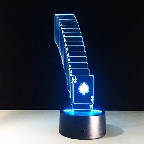 Novedad Led Usb Lámpara 3D Mini Luces Led Lámpara De Noche Para Bebés Sensor De Movimiento Luz Nocturna Lámpara Para Niños Dormitorio