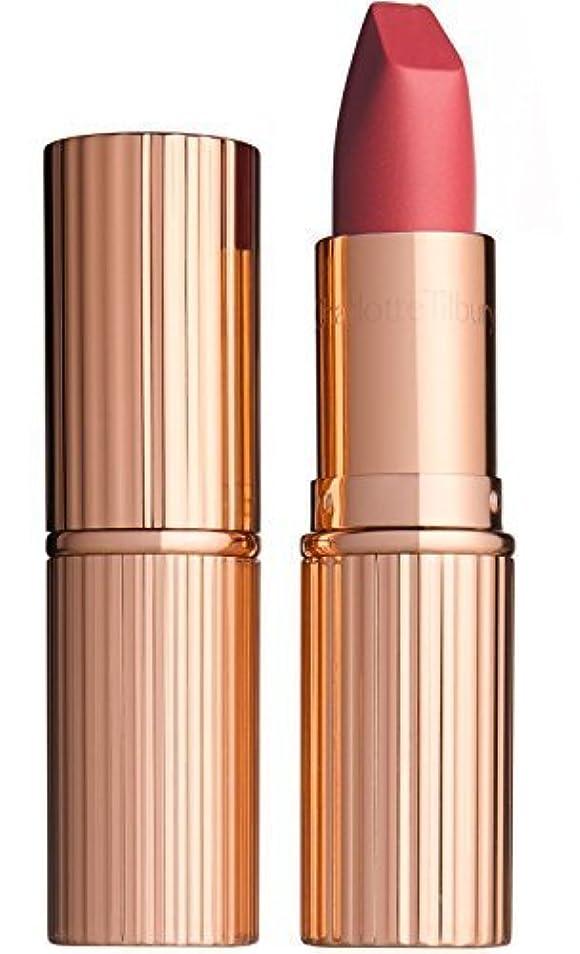 サロン世界的にトムオードリースCharlotte Tilbury Luminous Modern-Matte Lipstick (AMAZING GRACE) [並行輸入品]