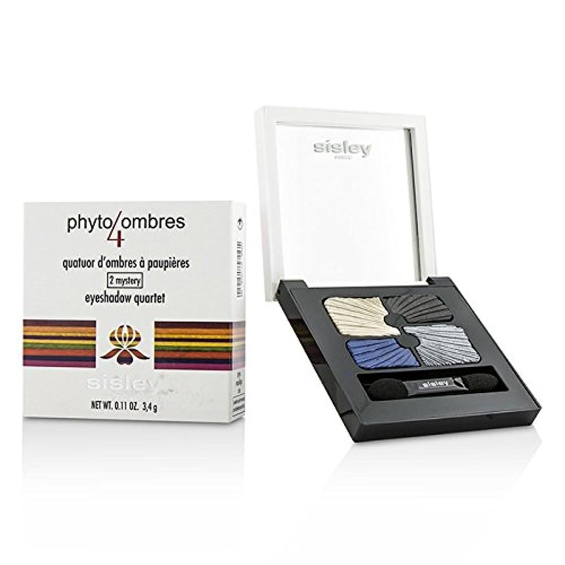 パール十年お誕生日シスレー Phyto 4 Ombres - #2 Mystery 3.4g/0.11oz並行輸入品
