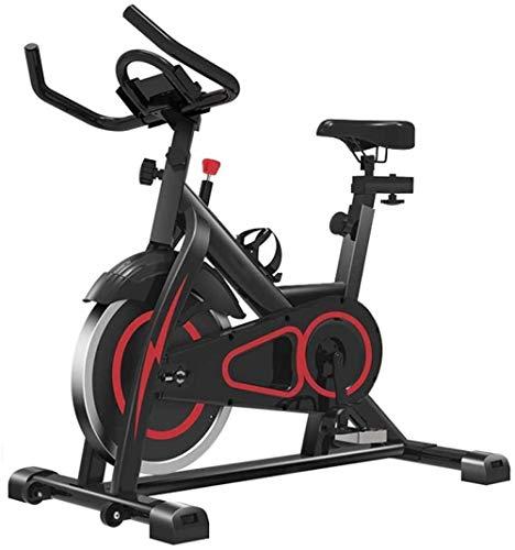 Bicicleta estática controlada magnéticamente bicicleta de ejercicio ultra silenciosa para el hogar ajuste de múltiples posiciones bicicleta de ejercicio en casa montar deportes