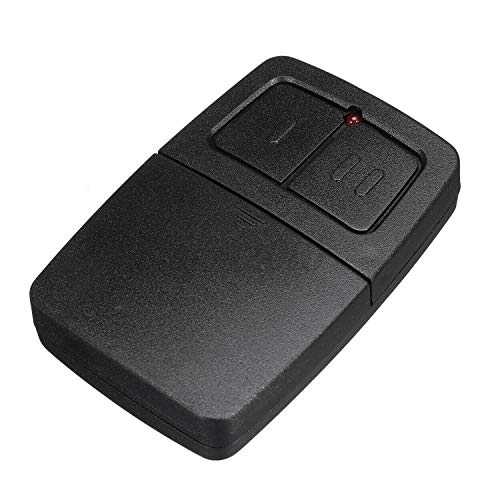 Universal Garage Door Remote Control Replacement for Liftmaster Chamberlain 375UT 371LM 373LM 375LM 971LM 973LM 893MAX KLIK1U Craftsman HBW2028 Intellicode Multicode 315MHz - 390MHz