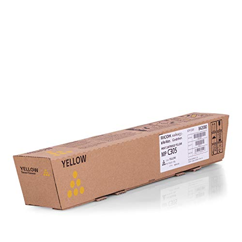 Ricoh 842080 Original Toner für Aficio MP C305E gelb