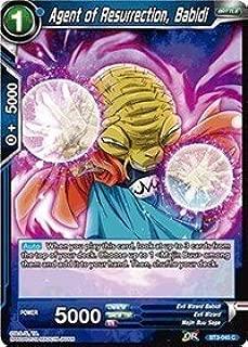 Dragon Ball Super TCG - Agent of Resurrection, Babidi - Series 3 Booster: Cross Worlds - BT3-045