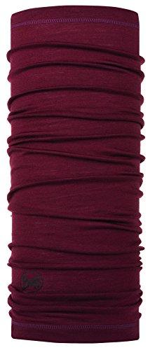 Set - Buff Lightweight Merino Schlauchtuch + Ultrapower Schlauchtuch | Schal | Kopftuch | Halstuch | Schlauchschal | 100% Merinowolle, Buff 2018:Lightweight Merino Wool Solid - 113010.403.10.00