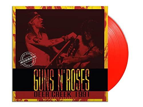 Deer Creek 1991 (Red Vinyl)